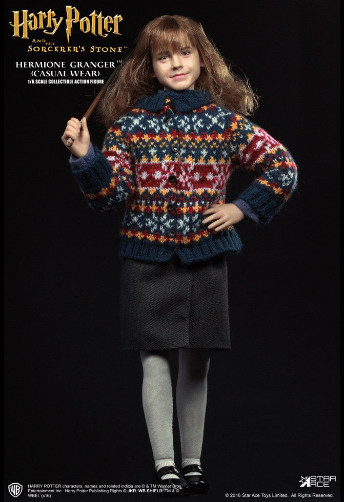 Star Ace Toys - SA0013 - Harry Potter And The Sorcerer's Stone - Hermione Granger (Casual Wear) - Marvelous Toys - 7