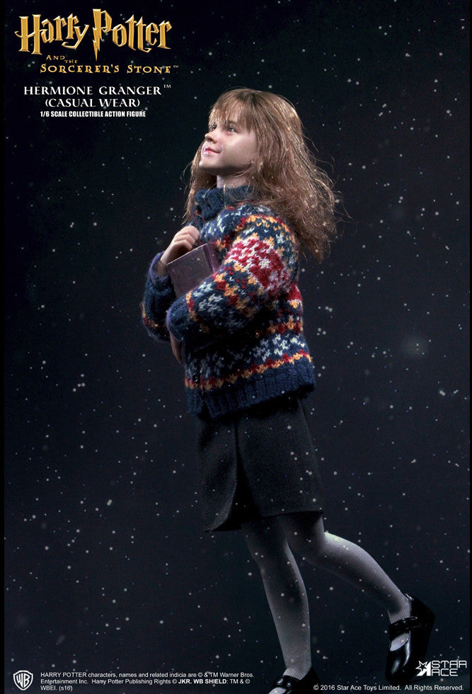 Star Ace Toys - SA0013 - Harry Potter And The Sorcerer's Stone - Hermione Granger (Casual Wear) - Marvelous Toys - 8