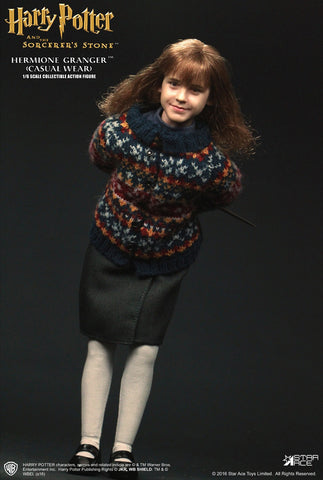 Star Ace Toys - SA0013 - Harry Potter And The Sorcerer's Stone - Hermione Granger (Casual Wear) - Marvelous Toys - 2