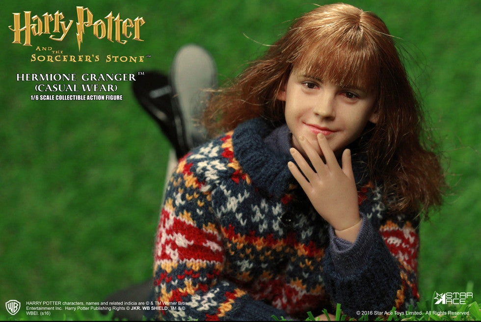 Star Ace Toys - SA0013 - Harry Potter And The Sorcerer's Stone - Hermione Granger (Casual Wear) - Marvelous Toys - 16