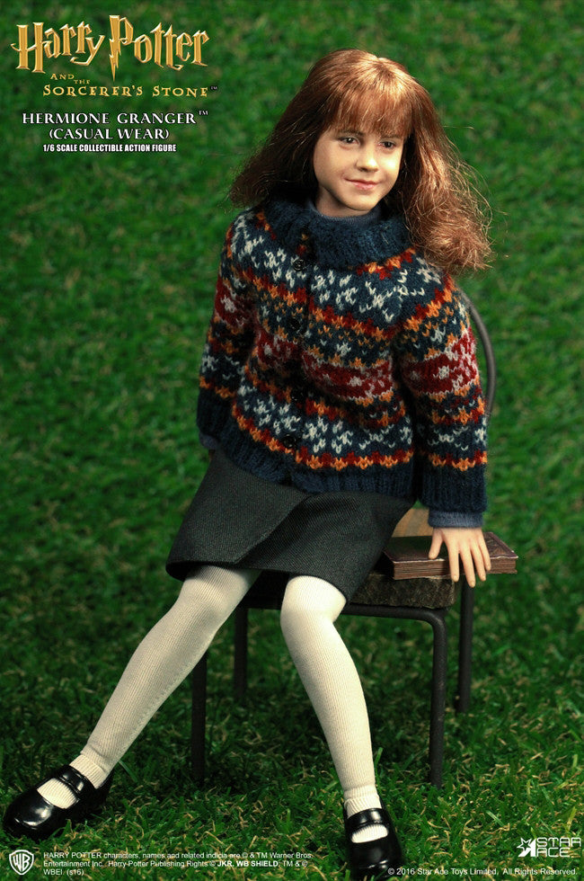 Star Ace Toys - SA0013 - Harry Potter And The Sorcerer's Stone - Hermione Granger (Casual Wear) - Marvelous Toys - 17