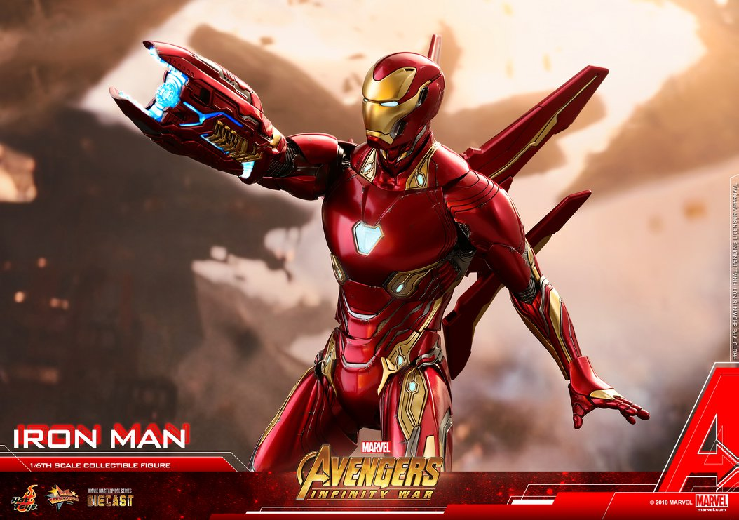 Hot Toys - MMS473D23 - Avengers: Infinity War - Iron Man