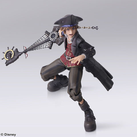 Bring Arts - Kingdom Hearts III - Sora (Pirates of the Caribbean)