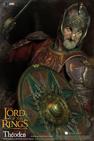 Asmus Toys - Heroes of Middle-Earth - The Lord of the Rings - Theoden (1/6 Scale)