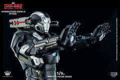 King Arts - DFS042 - Captain America: Civil War - War Machine Mark III - Marvelous Toys - 4
