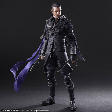 Play Arts Kai - Kingsglaive: Final Fantasy XV - Nyx Ulric - Marvelous Toys - 1