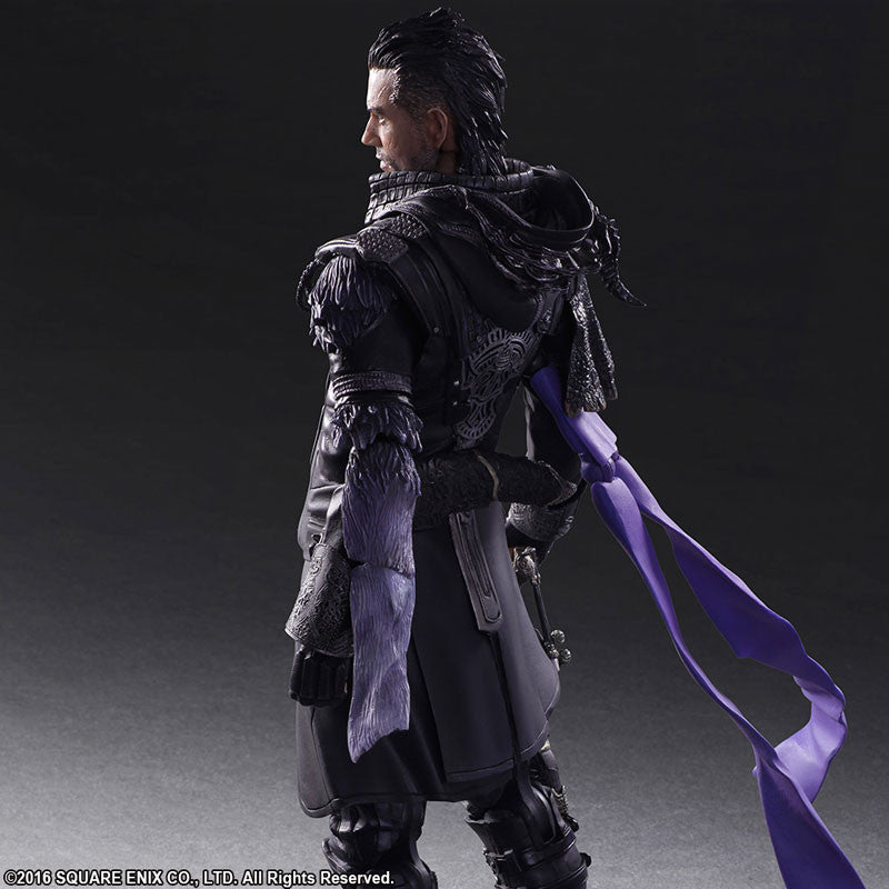 Play Arts Kai - Kingsglaive: Final Fantasy XV - Nyx Ulric - Marvelous Toys - 2