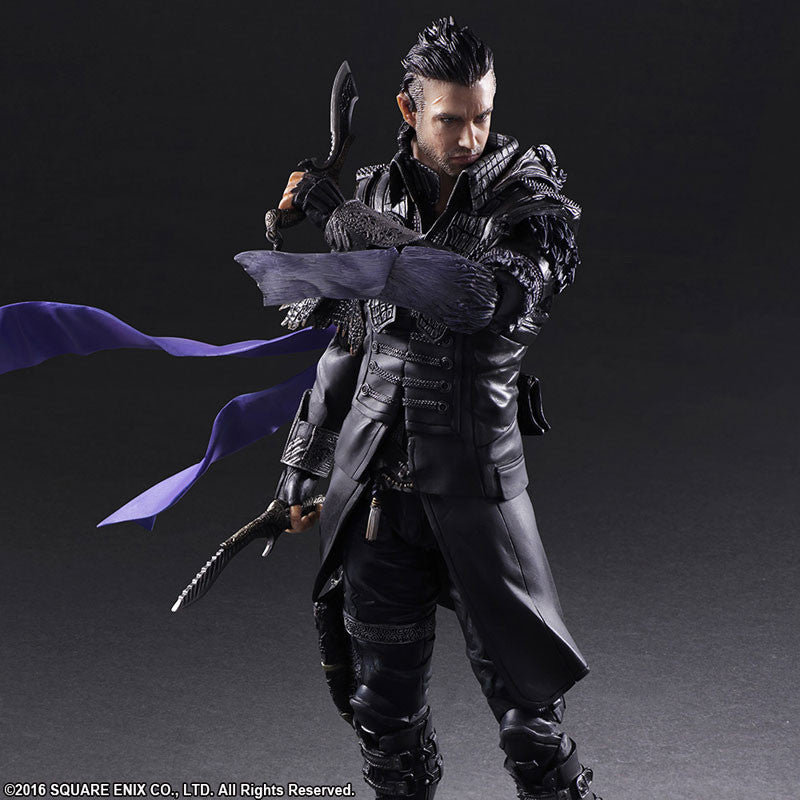 Play Arts Kai - Kingsglaive: Final Fantasy XV - Nyx Ulric - Marvelous Toys - 3