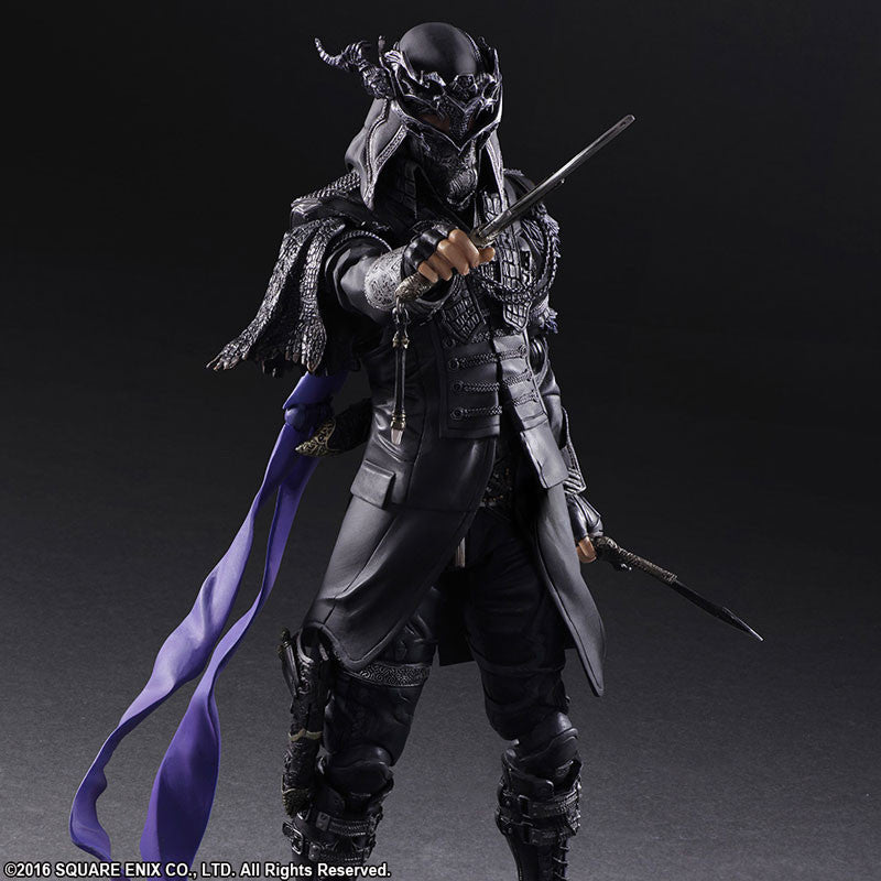 Play Arts Kai - Kingsglaive: Final Fantasy XV - Nyx Ulric - Marvelous Toys - 4