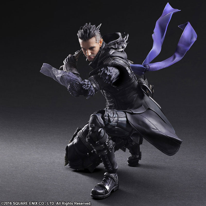 Play Arts Kai - Kingsglaive: Final Fantasy XV - Nyx Ulric - Marvelous Toys - 5