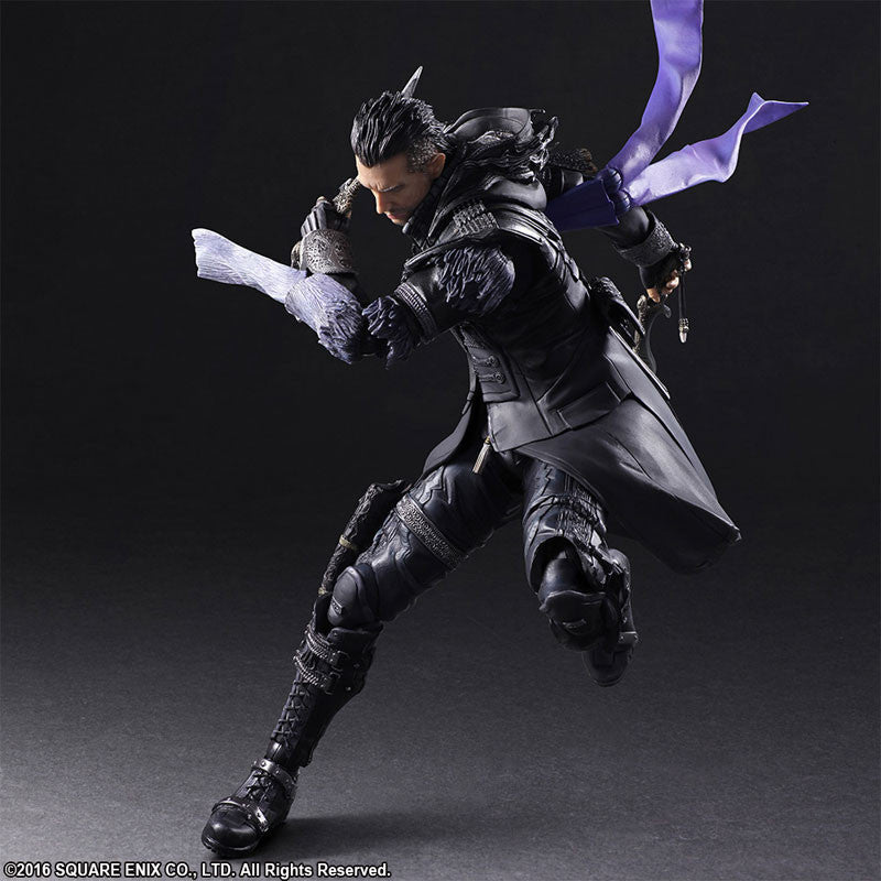 Play Arts Kai - Kingsglaive: Final Fantasy XV - Nyx Ulric - Marvelous Toys - 6