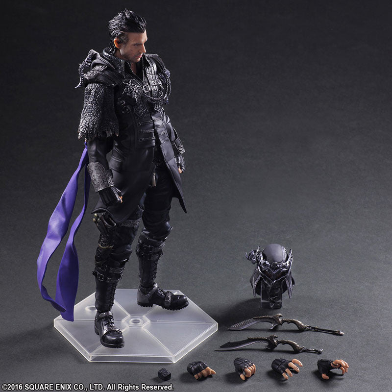 Play Arts Kai - Kingsglaive: Final Fantasy XV - Nyx Ulric - Marvelous Toys - 8