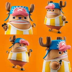 (IN STOCK) Tony Tony Chopper (Kung-Fu Point) - One Piece - Portrait of Pirates P.O.P - Marvelous Toys - 4