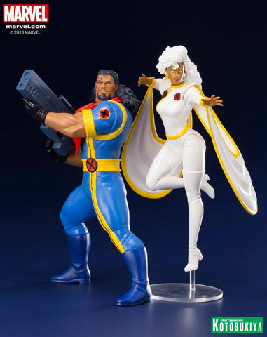 Kotobukiya - ARTFX+ - Marvel Universe - X-Men 1992 - Bishop & Storm 2-Pack (1/10 Scale)