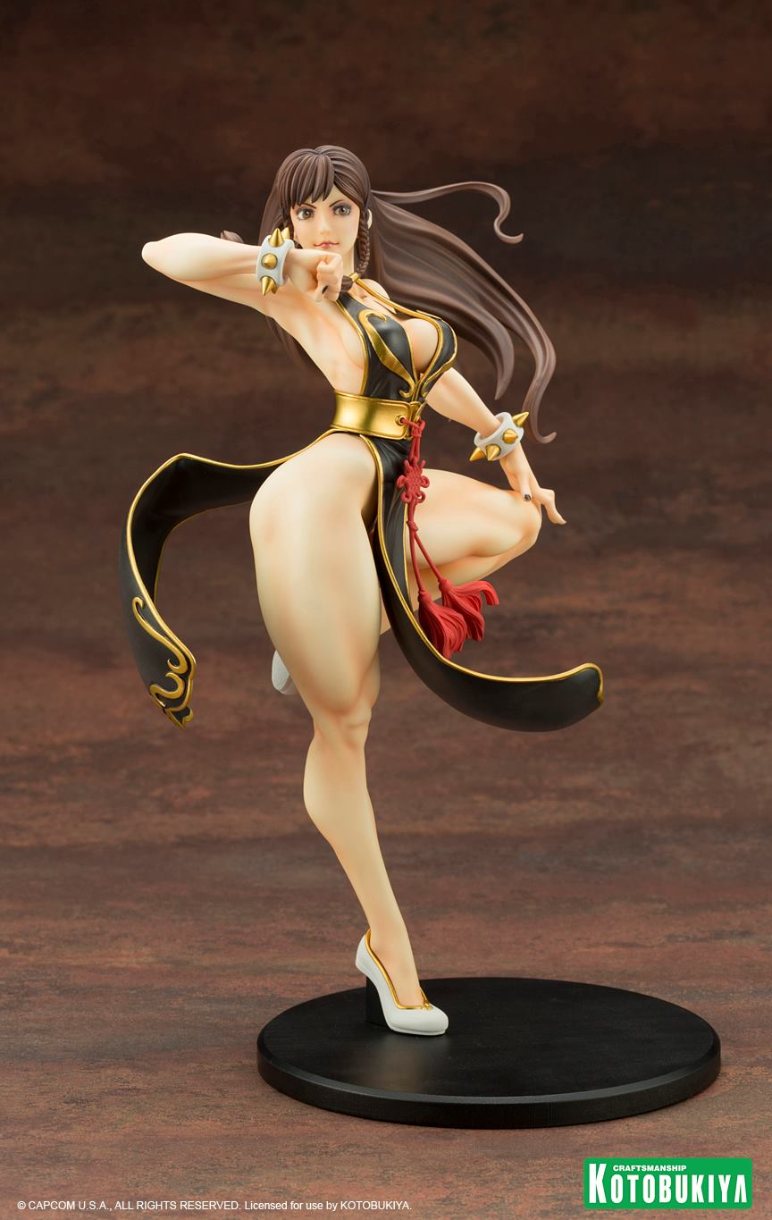 Kotobukiya - Bishoujo - Street Fighter - Chun-Li (Battle Costume)