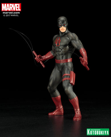 Kotobukiya - ARTFX+ - The Defenders Series - Daredevil Black Suit