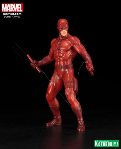 Kotobukiya - ARTFX+ - The Defenders Series - Daredevil