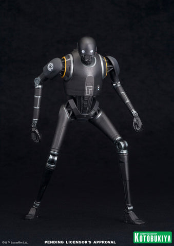 Kotobukiya - ARTFX+ - Rogue One: A Star Wars Story - K-2SO (1/10 scale) - Marvelous Toys - 1