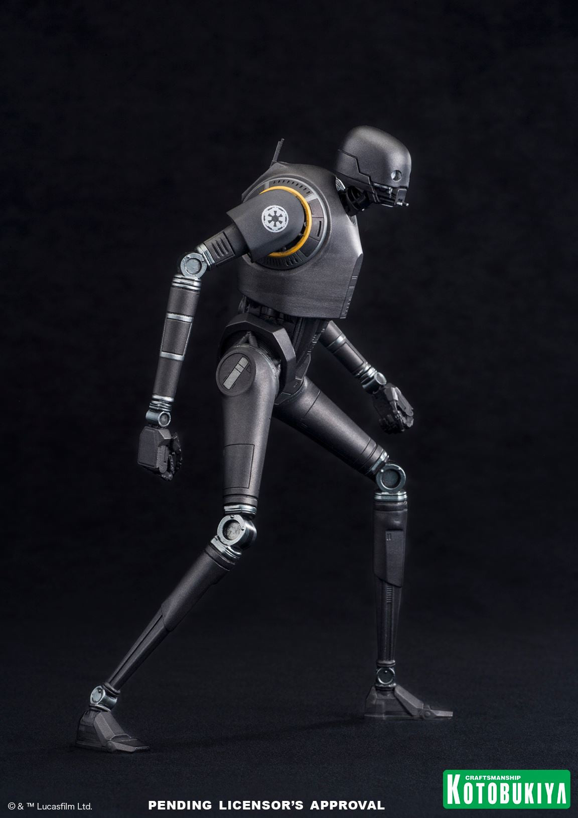 Kotobukiya - ARTFX+ - Rogue One: A Star Wars Story - K-2SO (1/10 scale) - Marvelous Toys - 3
