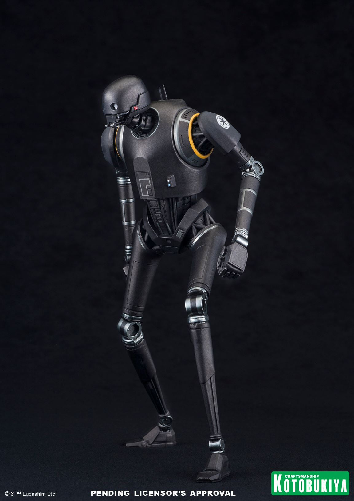 Kotobukiya - ARTFX+ - Rogue One: A Star Wars Story - K-2SO (1/10 scale) - Marvelous Toys - 5