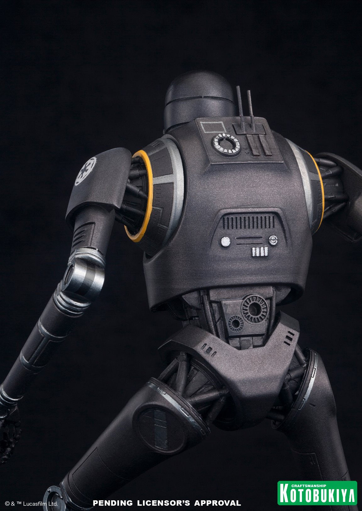 Kotobukiya - ARTFX+ - Rogue One: A Star Wars Story - K-2SO (1/10 scale) - Marvelous Toys - 7