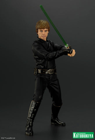 Kotobukiya - ARTFX+ - Star Wars: Return of the Jedi - Luke Skywalker Jedi Knight (Reissue)