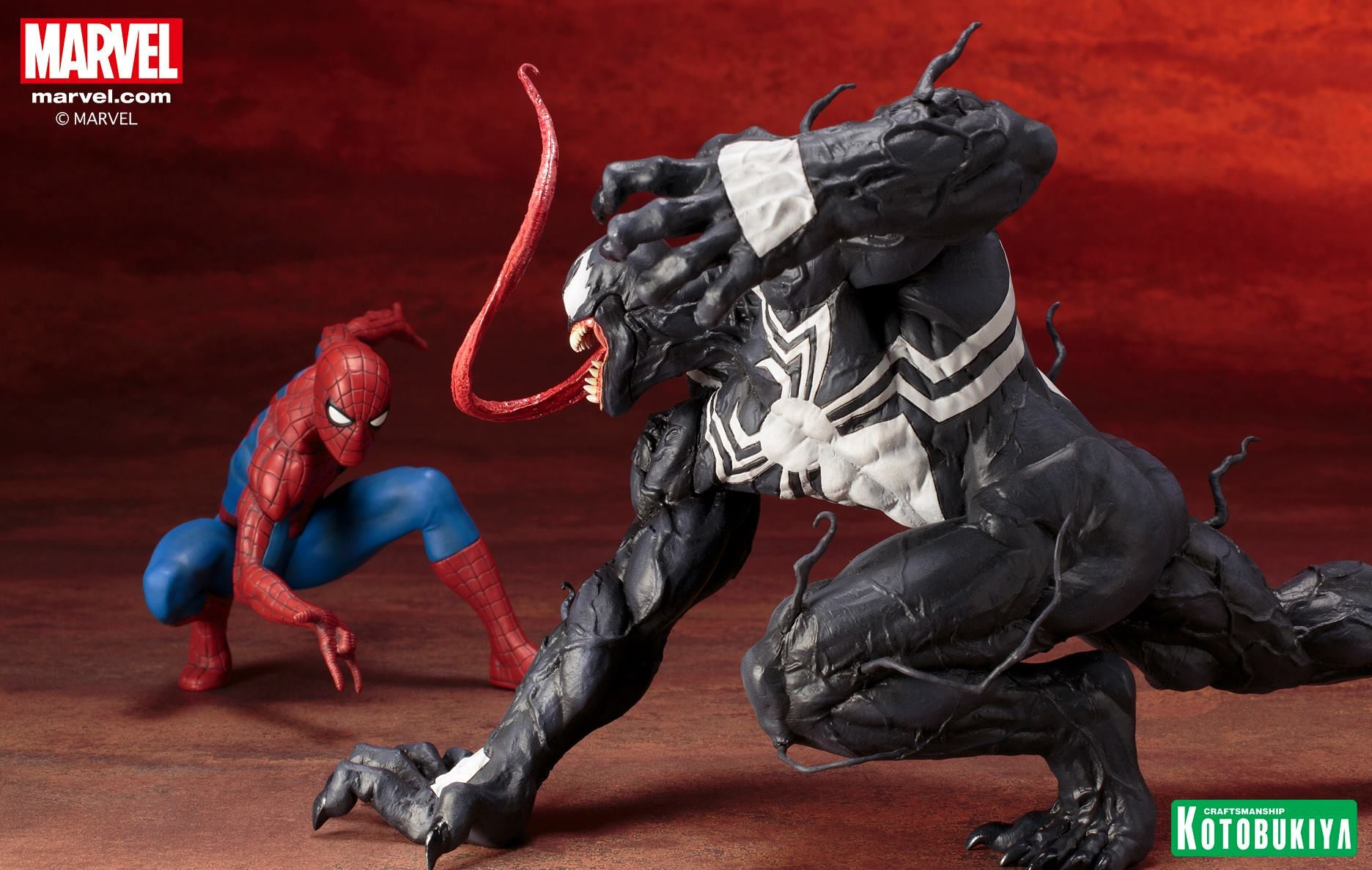 Kotobukiya - ARTFX+ - Marvel Now! - Venom