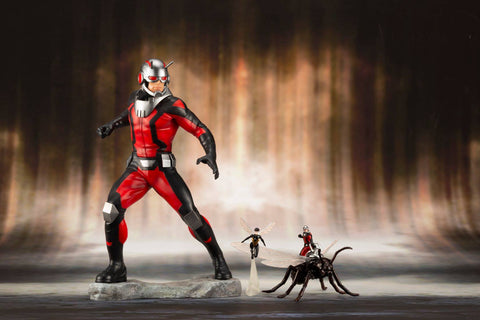 Kotobukiya - ARTFX+ - Marvel Universe - Astonishing Ant-Man and The Wasp (1/10 Scale)