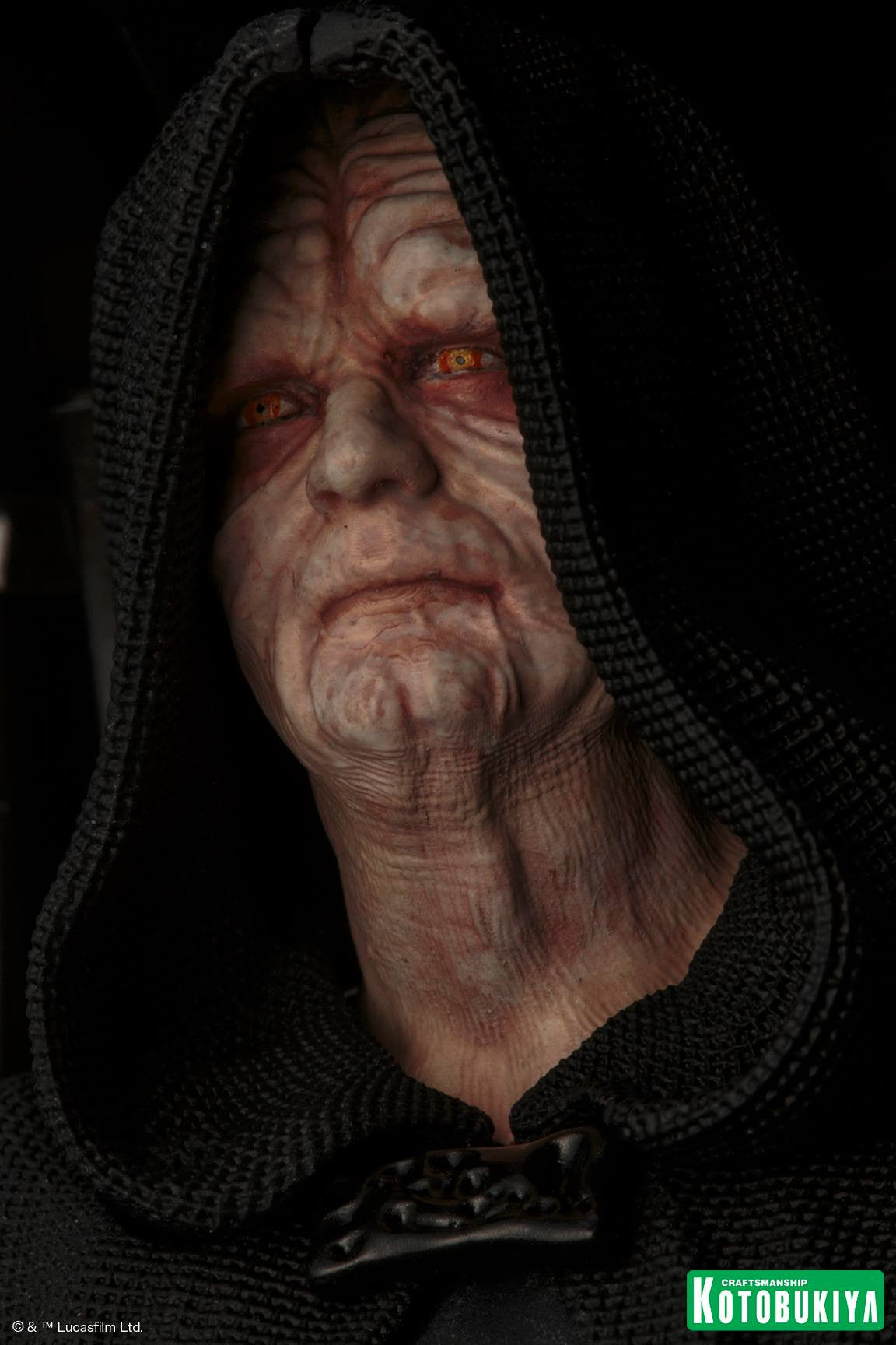 Kotobukiya - ARTFX+ - Star Wars: Return of the Jedi - Emperor Palpatine