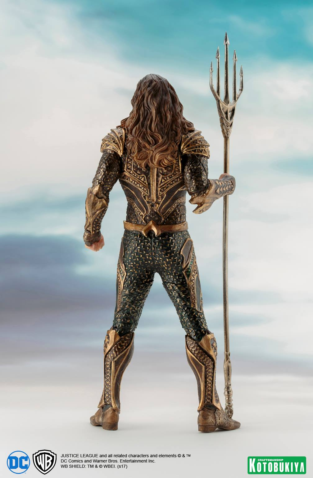 Kotobukiya - ARTFX+ - Justice League Movie - Aquaman