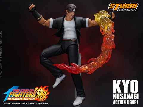 Storm Collectibles - The King of Fighters '98: Ultimate Match - Kyo Kusanagi (1/12 Scale)