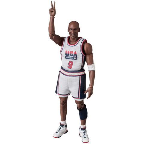 Medicom - MAFEX No. 132 - Michael Jordan (1992 Olympics USA Dream Team)