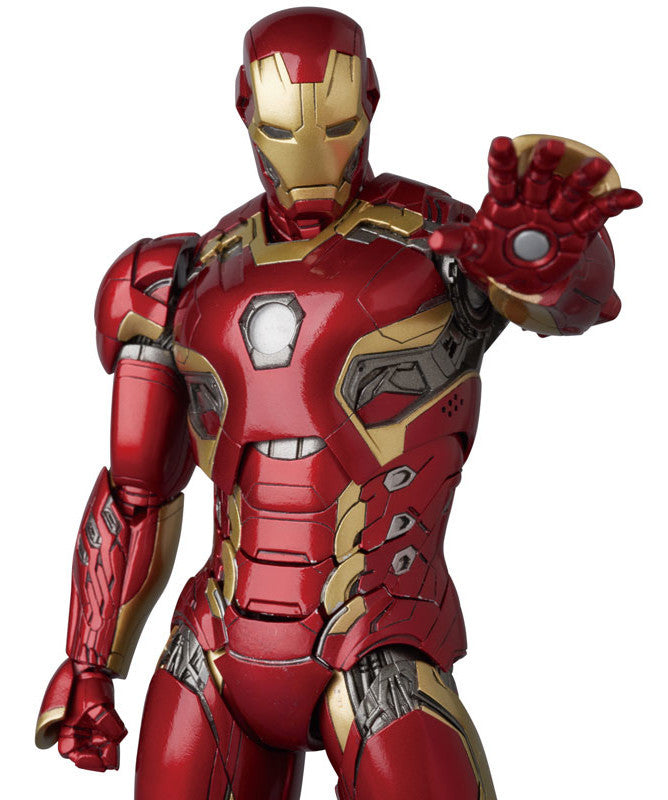 (IN STOCK) Mafex Medicom - Iron Man Mark XLV (45) - Marvelous Toys - 4