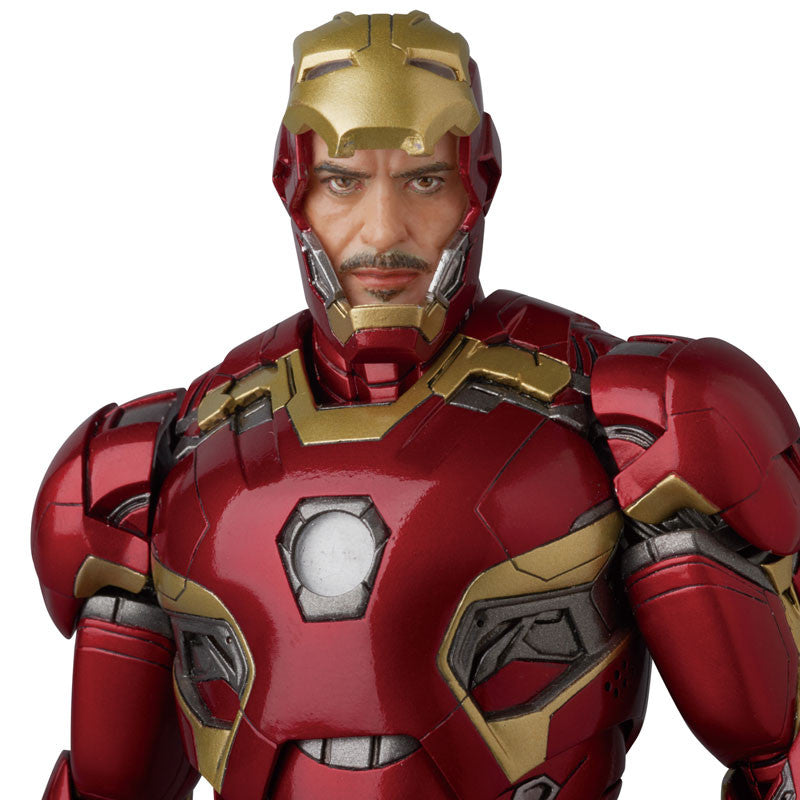 (IN STOCK) Mafex Medicom - Iron Man Mark XLV (45) - Marvelous Toys - 5