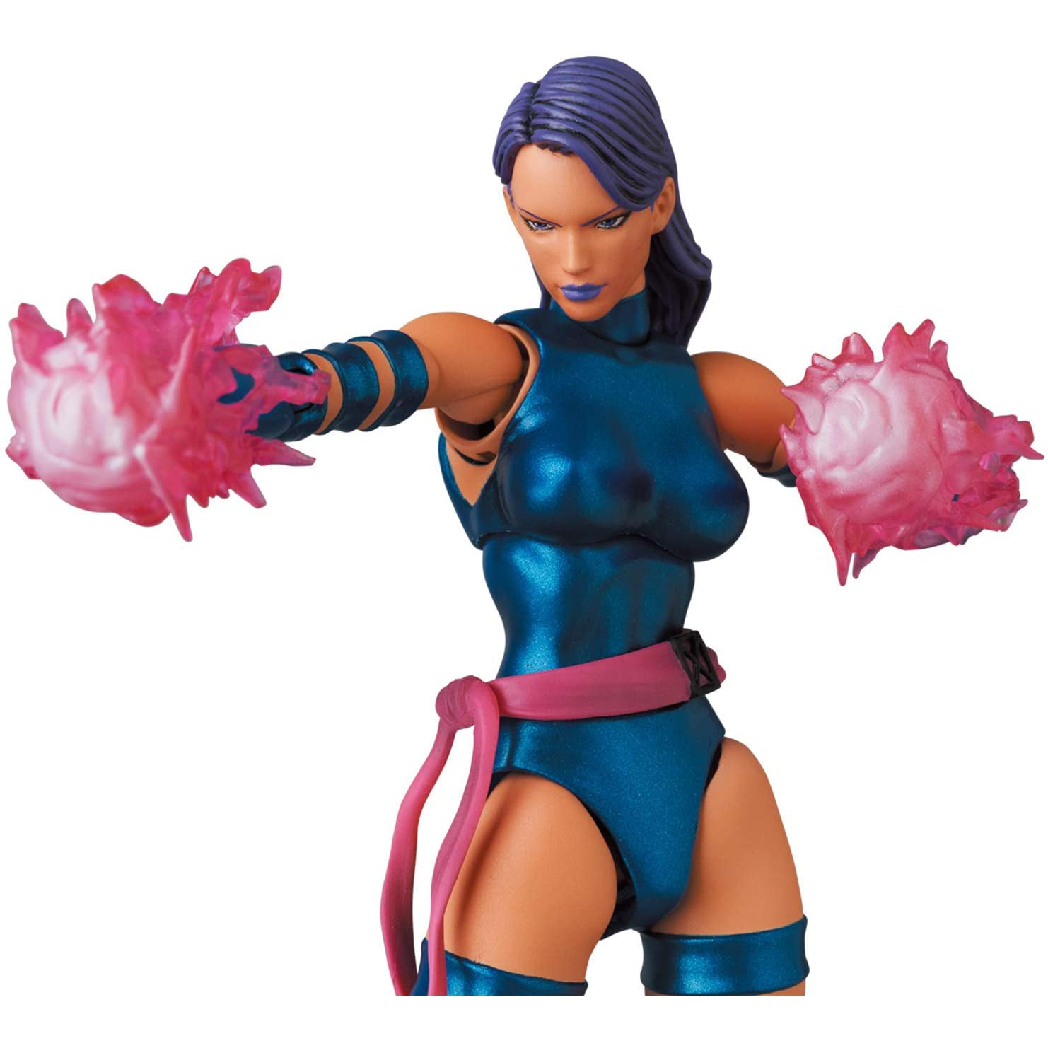 Medicom - MAFEX No. 141 - Marvel's X-Men - Psylocke (Comic Ver.)