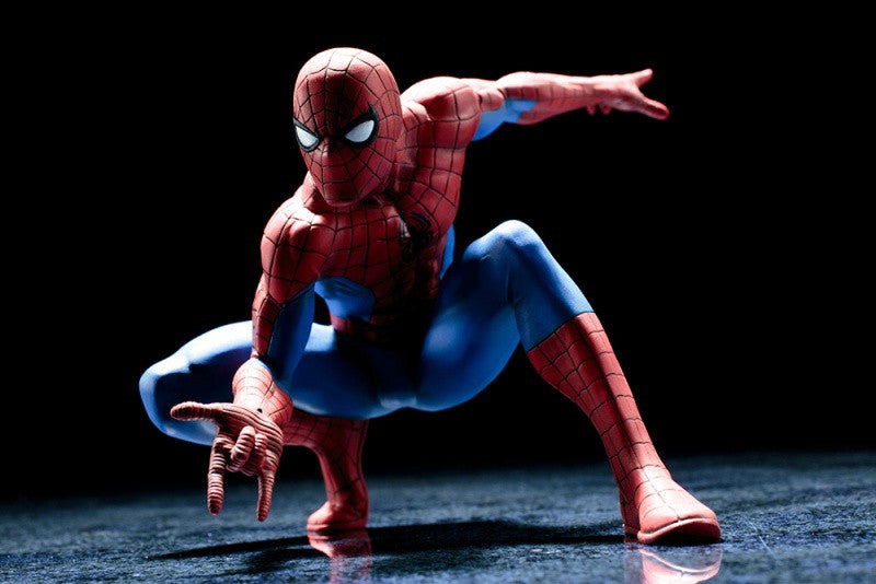 Kotobukiya - ARTFX+ - The Amazing Spider-Man Marvel Now! (1/10 Scale) - Marvelous Toys - 2