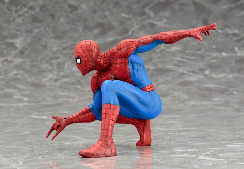 Kotobukiya - ARTFX+ - The Amazing Spider-Man Marvel Now! (1/10 Scale) - Marvelous Toys - 3