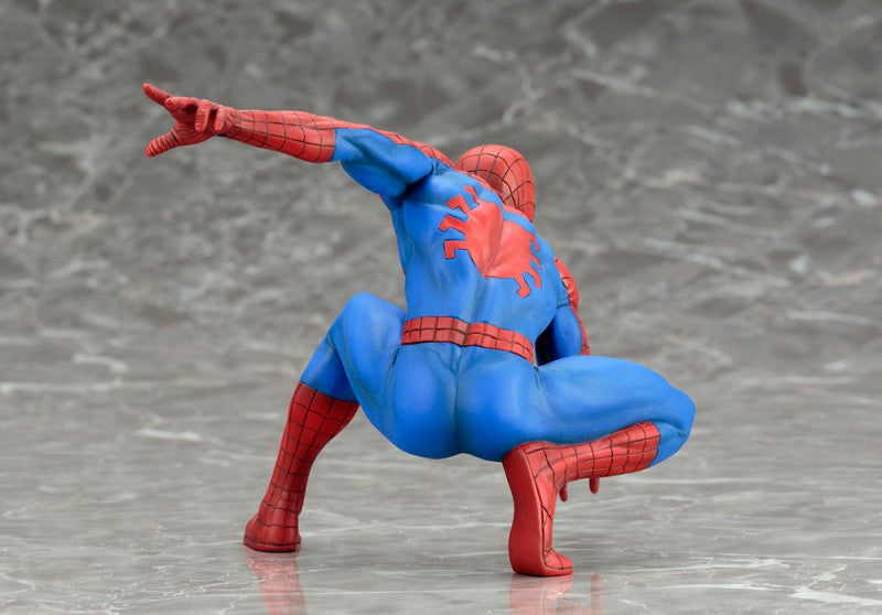 Kotobukiya - ARTFX+ - The Amazing Spider-Man Marvel Now! (1/10 Scale) - Marvelous Toys - 4