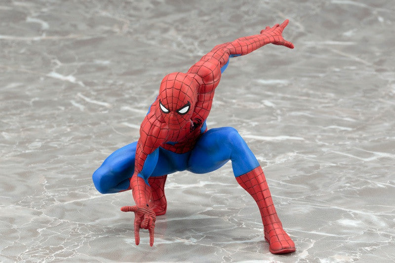Kotobukiya - ARTFX+ - The Amazing Spider-Man Marvel Now! (1/10 Scale) - Marvelous Toys - 1