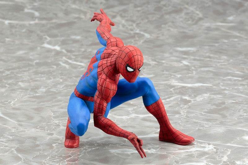 Kotobukiya - ARTFX+ - The Amazing Spider-Man Marvel Now! (1/10 Scale) - Marvelous Toys - 7
