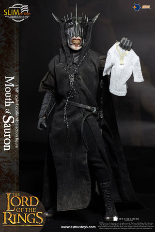 Asmus Toys - Heroes of Middle-Earth - The Lord of the Rings - Mouth of Sauron (1/6 Scale)