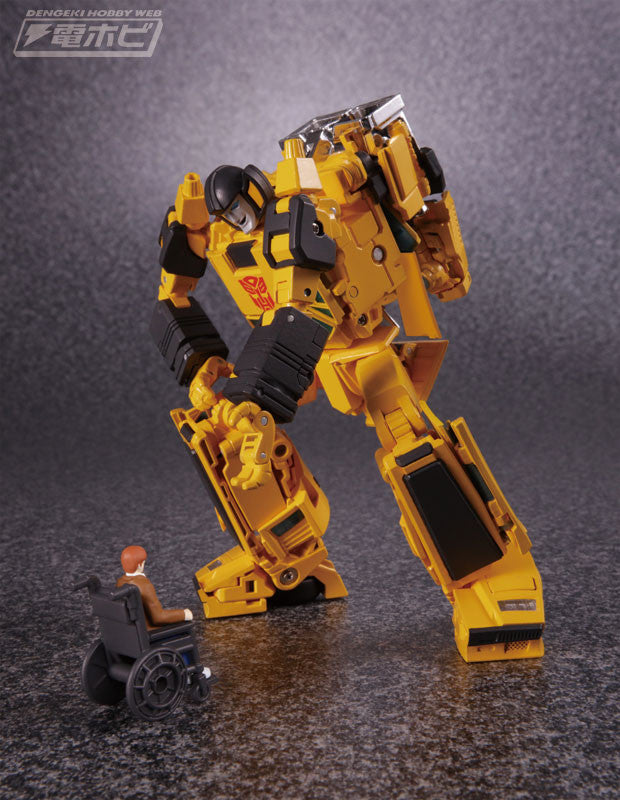 TakaraTomy - Transformers Masterpiece - MP-39 - Sunstreaker