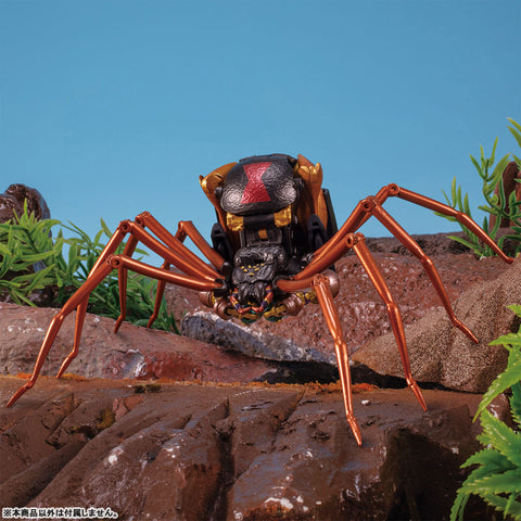 TakaraTomy - Transformers Masterpiece - MP-46 - Beast Wars - Blackarachnia