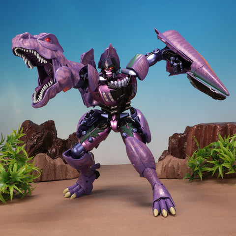 TakaraTomy - Transformers Masterpiece - MP-43 - Beast Wars Megatron