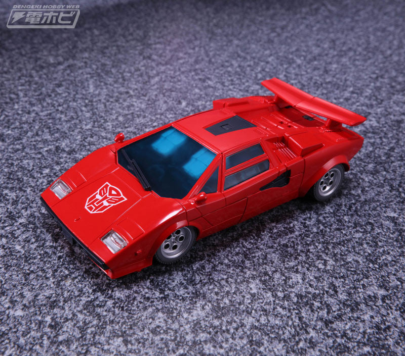 TakaraTomy - Transformers Masterpiece - MP-12+ - Sideswipe (Lambor)