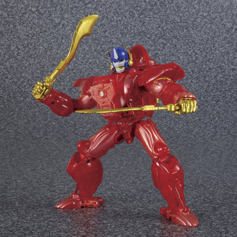 TakaraTomy - Transformers Masterpiece - MP-38+ - Beast Wars II - Burning Convoy (TakaraTomy Mall Exclusive)