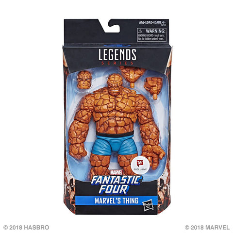 Hasbro - Marvel Legends - Fantastic Four - The Thing