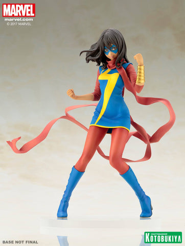 (IN STOCK) Kotobukiya - Bishoujo - Ms. Marvel (Kamala Khan)