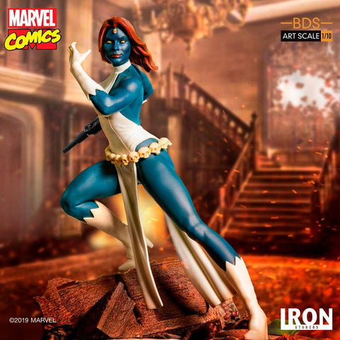 Iron Studios - BDS Art Scale 1:10 - Marvel's X-Men - Mystique