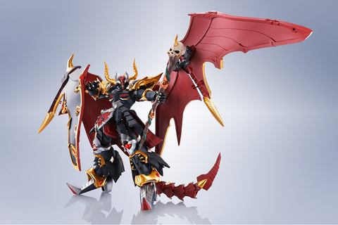 Bandai - The Robot Spirits [Side MS] - Mobile Suit Gundam - Satan Gundam = Monster Black Dragon (Real Type Ver.) (TamashiiWeb Exclusive)